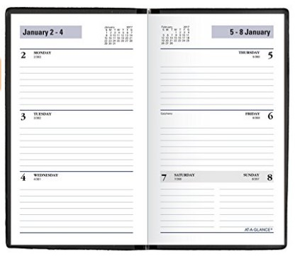 weekly planner for college students